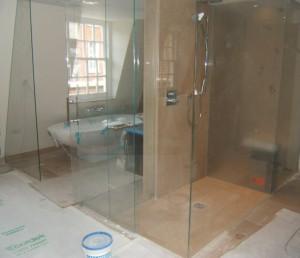 Wet room solution web
