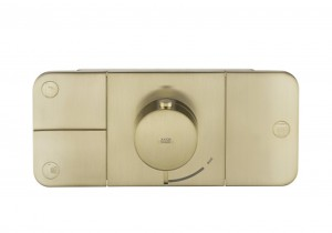 1507_Axor One_Thermostat_Brushed Brass_web